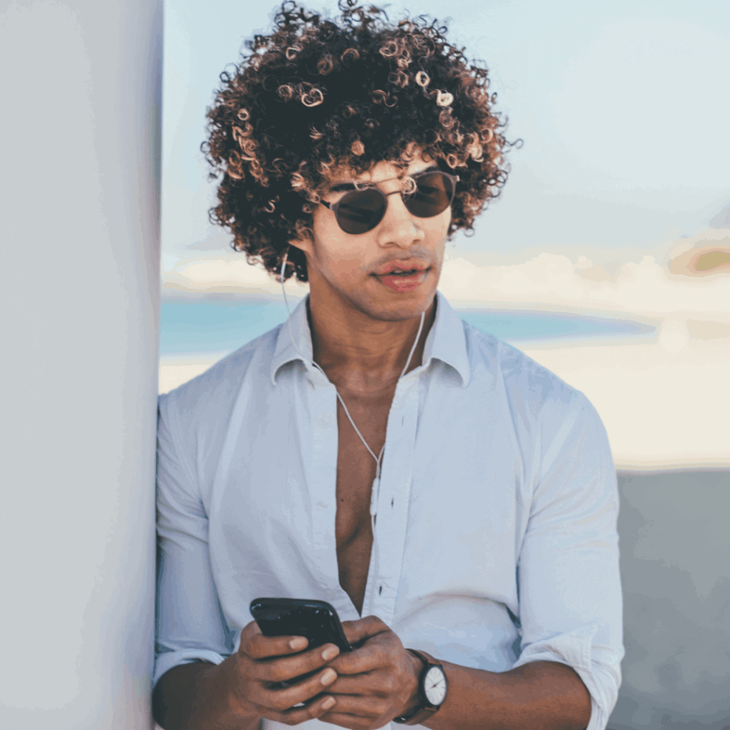 10 Best Products for Men's Curly Hair